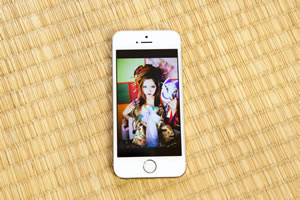 Photo delivery on your smart phone